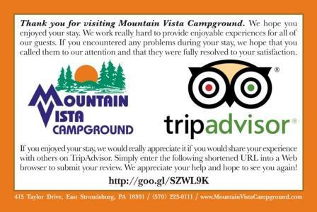 TripAdvisor Invitation Card