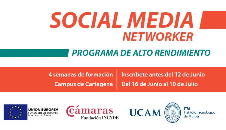 Social Media Networker