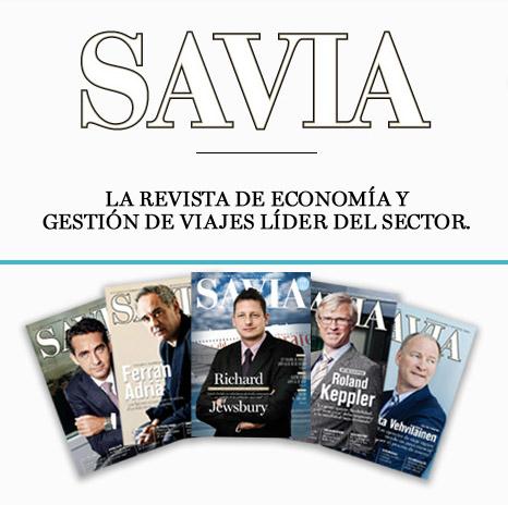 Artículo en la revista SAVIA