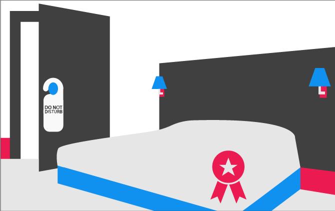 Booking.com: Se lo que hacéis con vuestra escala de puntuaciones